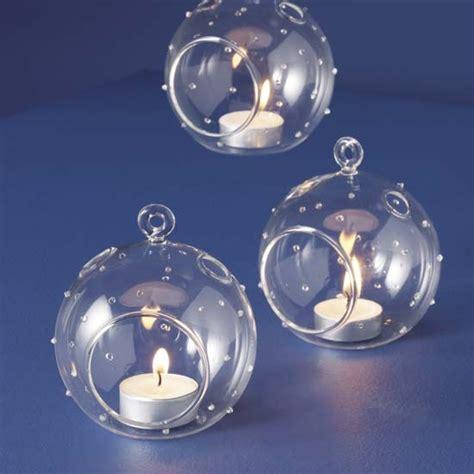 Outdoor Tea Light Holders Glass Tea Light Holders Summer Garden Buys Our Of The Best Housetohome Co Uk