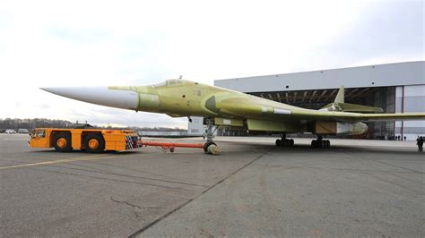 New Bomber1 russia rolls out new tu 160m2 but are moscow s bomber ambitions realistic the drive