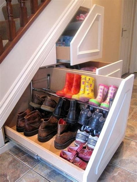 the stairs storage ideas creative the stair storage ideas noted list