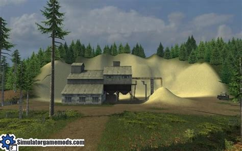 mod game farm village hochblauen village map simulator games mods download