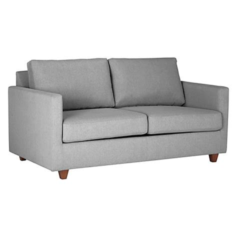 sofa bed with pocket sprung mattress buy john lewis barlow 2 seater small sofa bed with pocket