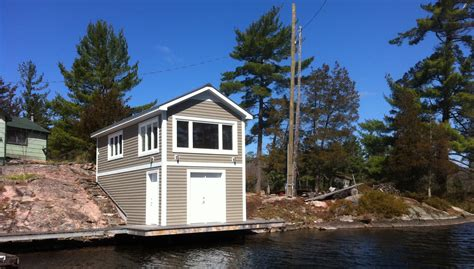 the boat house inn stoney lake boathouse payne contracting
