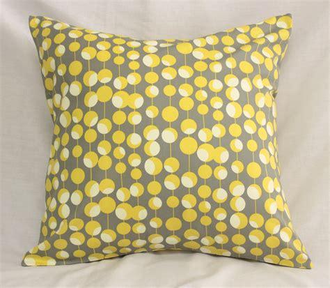 Mustard Yellow Throw Pillows by Decorative Pillow Covers Dijon Mustard Yellow Gray