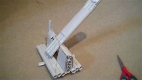 How To Make A Catapult Out Of Paper - paper catapult that shoots