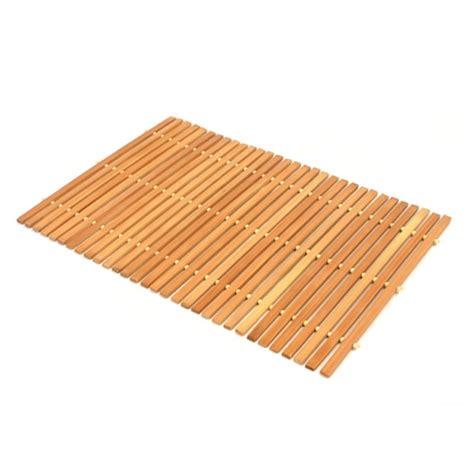 bonsai display mat bamboo slats