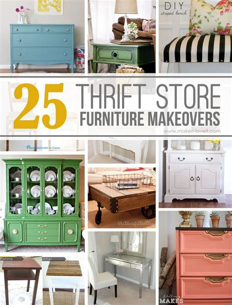 Thrift Store Home Decor Ideas 25 Best Ideas About Thrift Store Furniture On Pinterest Chalk Paint Dresser Black Painted