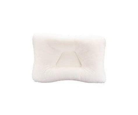 Tri Cervical Pillow by Pillow Cervical Positioning Excel Tri Fiber Cvr White