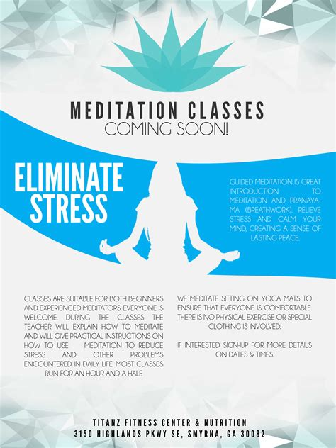 templates for yoga flyers yoga poster template images
