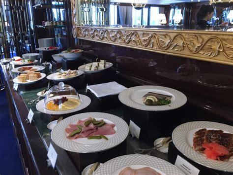 Ritz Carlton Moscow Club Lounge Review Ritz Carlton Lunch Buffet
