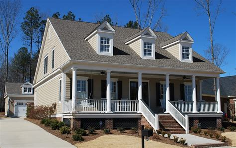Southern House Plans With Wrap Around Porches Southern Home Design Porches That Rock