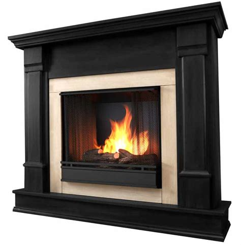 Gel Burning Fireplaces by Silverton G8600 B Black Gel Fireplace Just Fireplaces