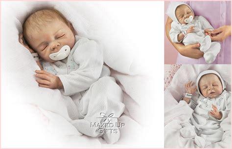 Ashton Kutcher Dress Up Doll by Cherish Lifelike Baby Doll By Ahston
