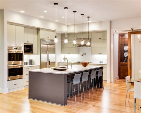 kitchen island construction reconfiguring your kitchen layout start to finish
