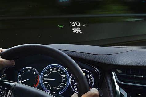 head  displays   closeup  autotrader