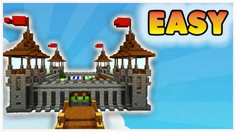 build a small castle minecraft how to build a small castle medieval minecraft