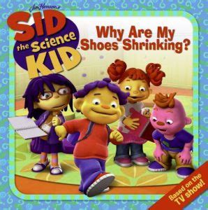 sid the science kid my shrinking shoes sid the science kid why are my shoes shrinking