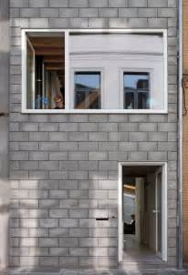 Concrete Block House by Know This Before You Build Large Concrete Blocks House