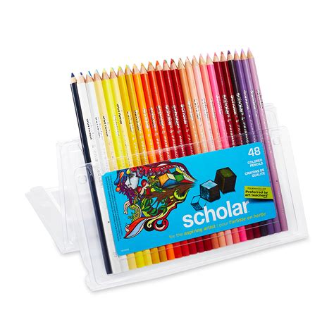 prismacolor colored pencils prismacolor scholar colored pencils set of 48 assorted