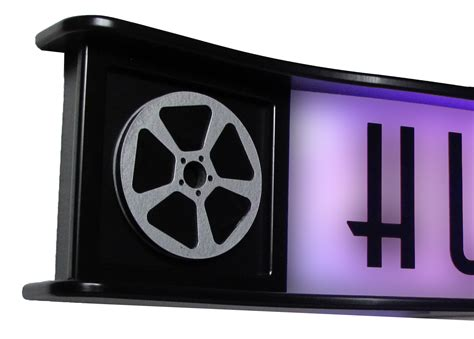 Home Theater Signs grand marquee home theater sign stargate cinema