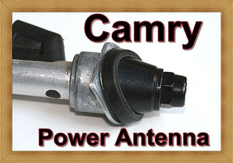 toyota camry power antenna kit 1992 1996 custom unit ebay