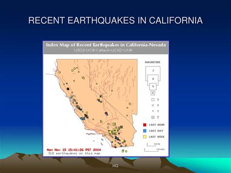 earthquake in california ppt what is an earthquake and how does it occur