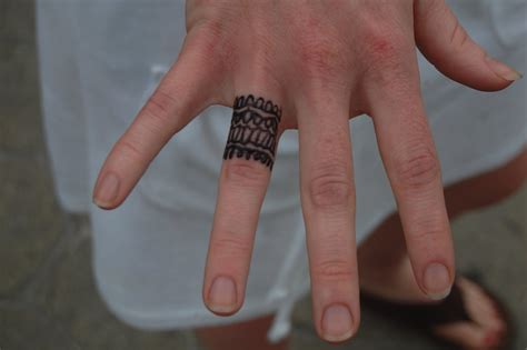 ring tattoos for men make a rocking by astonishing ring tattoos