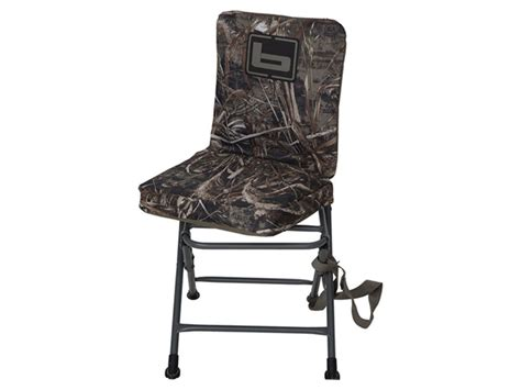 Blind Chair by Banded Swivel Blind Chair 600d Fabric Realtree Max 5 Mpn