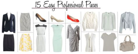 building a wardrobe 15 easy pieces the work edit by