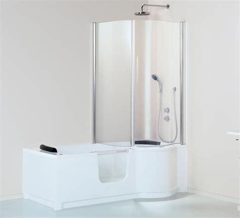 Badewanne Twinline Preis by Badewannen Mit T 252 R Duschen In Der Badewanne Sanolux Gmbh