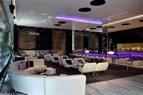 Metallic Home Decor woobar bar amp lounge at w bangkok asia bars amp restaurants