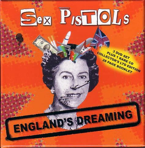 Cd Pistols Filthy Lucre Live never mind the bollocks heres the artwork pistols