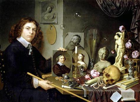 la vanite kart 224 voir n 176 170 vanit 233 aux portraits 1651 david bailly