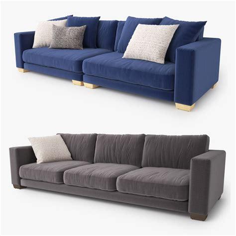 jardan sofa 3d fbx jardan enzo sofa