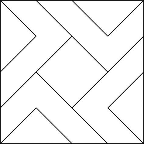 geometric pattern block templates geometric block pattern 51 clipart etc