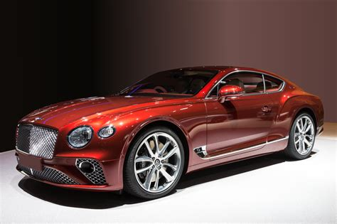 red bentley cost 2018 bentley continental gt coupe 1 adaptive vehicle