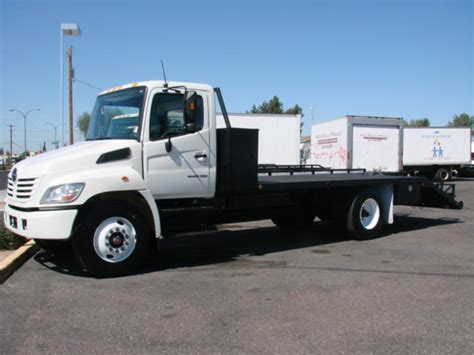 flatbed truck beds for sale flat bed trucks for sale 28 images hino 268 2006 hino 268 flatbed truck for sale