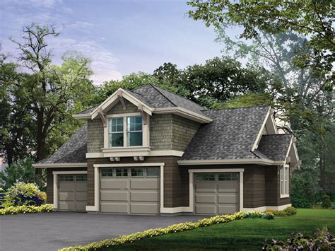 12x8 Garage Door Prices by Roland Craftsman Garage Plan 110d 7500 House Plans And More