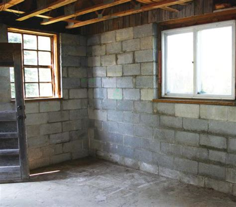 seal concrete walls glc waterproofing in hudson valley