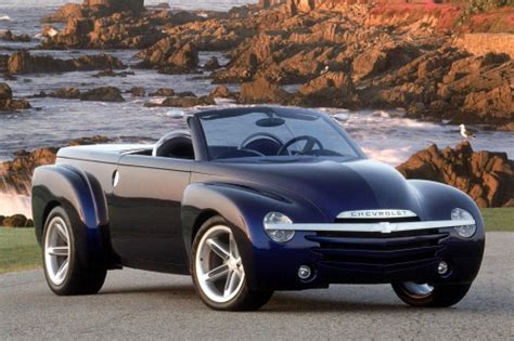 how cars engines work 2003 chevrolet ssr free book repair manuals 6 classic cars that should never have come back
