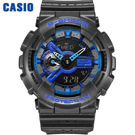 Promo Menarik Casio G Shock Ga 110 4 casio g shock large display sports ga 110lpa 1a ga 110lpa 4a ga