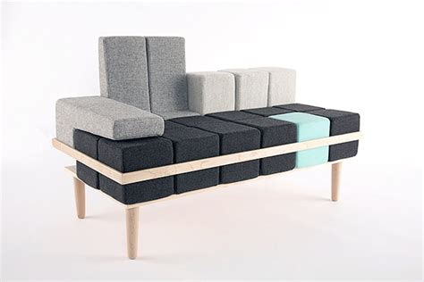 modern sofa inspired by tetris vuing