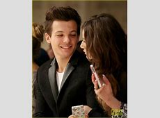 Louis Tomlinson: London Fashion Week With Eleanor Calder ... Louis With Eleanor
