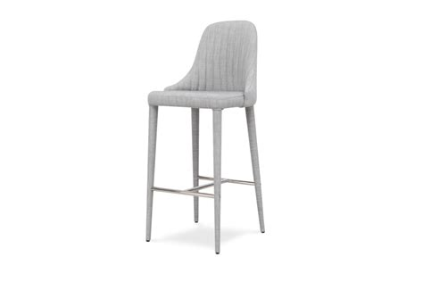 torri counter chair light gray castlery