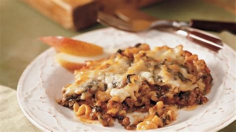 Betty Crocker Lasagna Recipe With Cottage Cheese by Spinach Lasagna Casserole Recipe From Betty Crocker