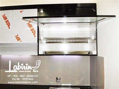 Rak Mug Cangkir Gelas Dan Tempat Piring Warna kitchen set jombang bapak soeharto kitchen set malang minimalis murah