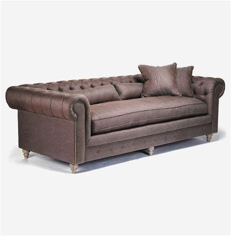 Fabric Chesterfield Sofa Bed Chesterfield