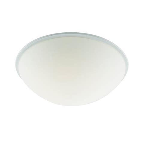 led flush fitting bathroom ceiling light opal glass with chrome ring dar lighting noah single light led flush bathroom ceiling fitting in white finish castlegate