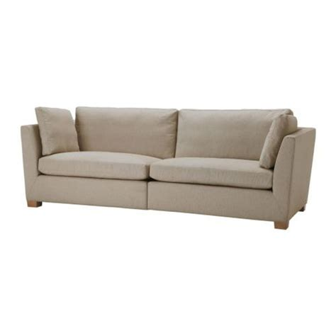 ikea sofa ikea stockholm 3 5 seat sofa slipcover cover gammelbo light brown bezug housse