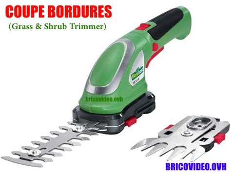 Coupe Bordure Electrique Sans Fil 5556 by Coupe Bordures Lidl Florabest Fgs 3 6 A1taille Haies Test