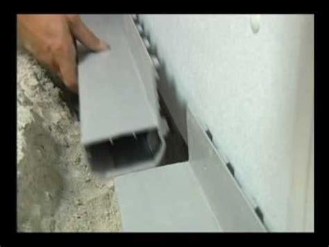 basement dewatering channels basement waterproofing basement repair